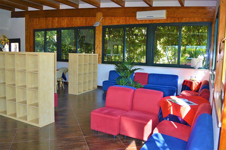 Area relax sofà